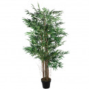 Bamboo potted 150cm height, green